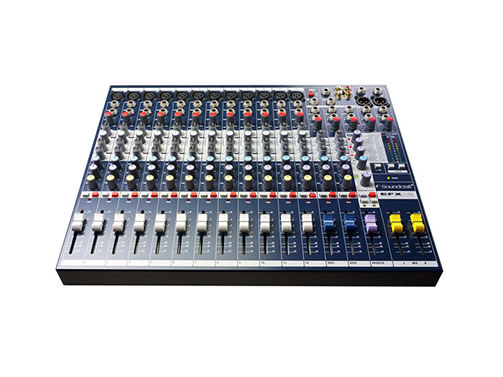 SOUNDCRAFT EFX8/12
